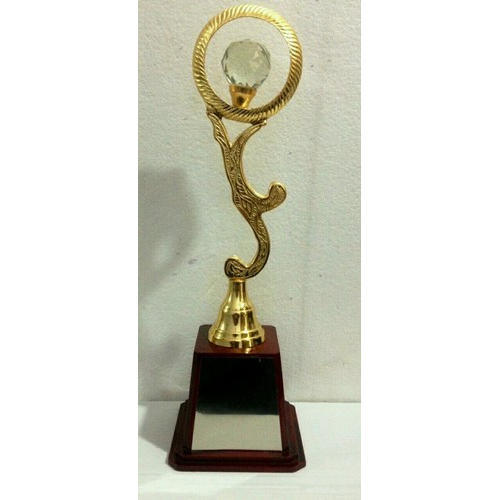Designer Office Wooden Trophy