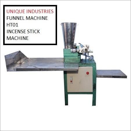 Semi Automatic Incense Stick Making Machine Ahmedabad India