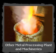 Metallurgy Machinery