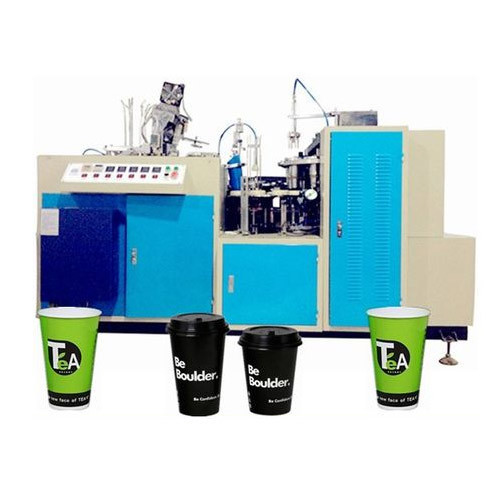 High Speed Paper Cup Machine Lucknow India Vinpat Machinery