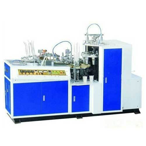 Fully Automatic Paper Cup Making Machine Lucknow India