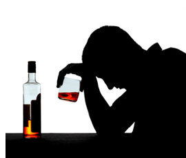 does alcohol addiction skip a generation