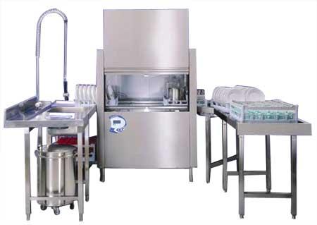 Commercial dishwashers bedpan washers food waste   MEIKO