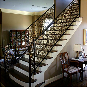 Stainless steel gates ss gates manufacturer and supplier - Steel stair railing design ...