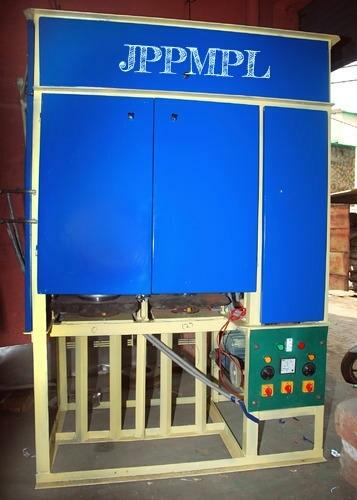 Fully Automatic Paper Plate Making Machines & Dona making machine New Delhi India Jyoti Paper Plate Manufacturing ...
